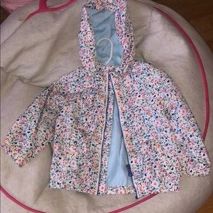 Zara Baby Girl Coat